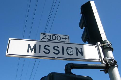 San Francisco - Mission District: Mission Street