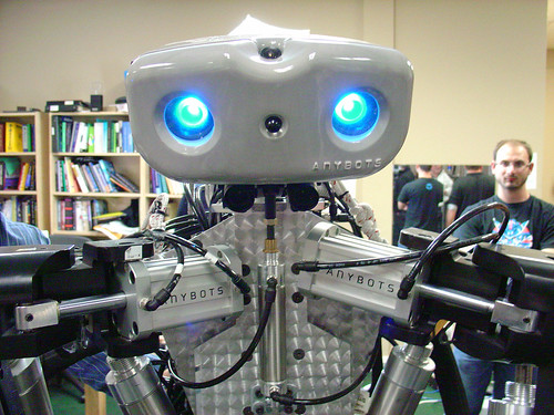 Life Imitating Art: Robot avatar body controlled by thought alone 3986706040_51281bce2e