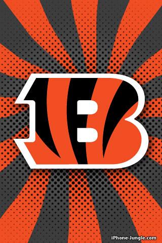 Cincinnati bengals team logo flickr photo sharing - Cincinnati bengals iphone wallpaper ...