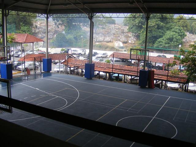 Covered basketball court joy studio design gallery for Covered basketball court design