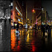 New York after the Rain / 2009 / SML Triptych