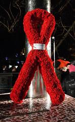 """We Remember"" World Aids Day - Sackville Gardens"