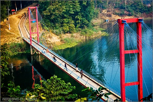 Hanging Bridge ( Jhulanto Shetu )