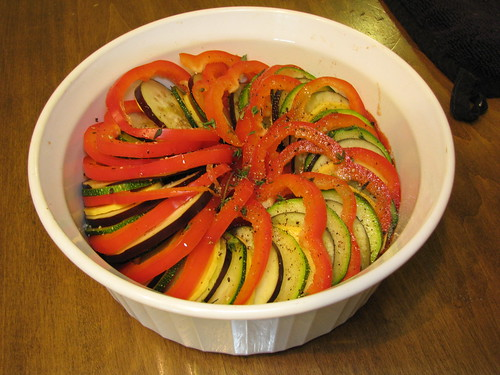 Remy's Ratatouille...kind of.