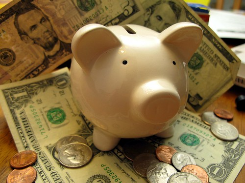 rich piggy