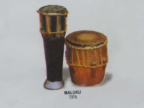 alat musik tifa (maluku)