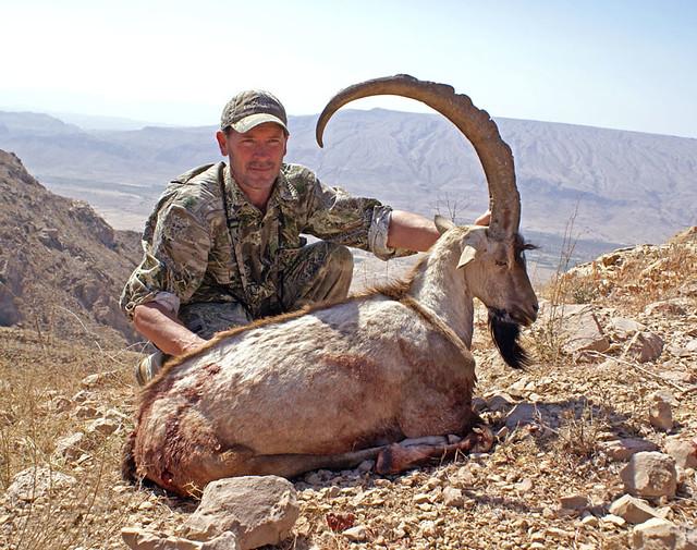 Chris Nash - Sindh Ibex, Durreji Balochistan, Pakistan