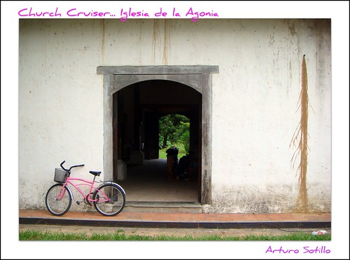 Church Cruiser... Iglesia de la Agonia