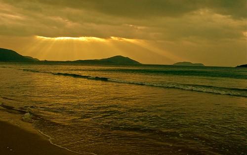 china beach nature sunrise dawn nikon asia paradise d70 sanya hainan hainanisland chinalostandfound
