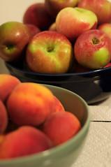 plant(0.0), peach(1.0), produce(1.0), fruit(1.0), food(1.0), nectarine(1.0), apple(1.0),