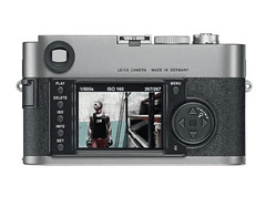 Leica M9 - 新型ライカM9