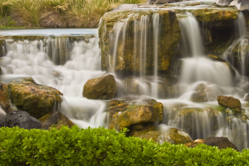 longexposure canon eos hawaii waterfall long exposure waterfalls ndfilter 40d canon40d notmaxgroup