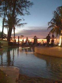Immagine di Batu Feringgi Beach. sunset malaysia penang hardrock iphone