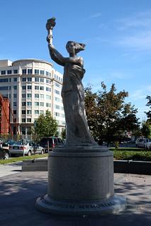 Imagen de Victims of Communism Memorial. sculpture washingtondc dc statues monuments memorials goddessofdemocracy victimsofcommunismmemorial