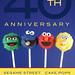 Sesame Street Cake Pops by Bakerella