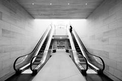 Deutsches Historisches Museum Escalator