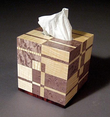 Brian Reid - Parquetry Tissue Box_1321