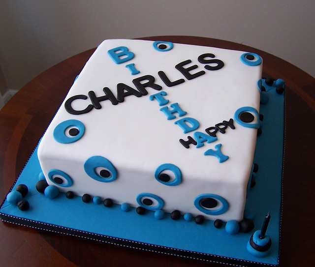 Cake Design For Men : Masculine Birthday Cake Flickr - Photo Sharing!