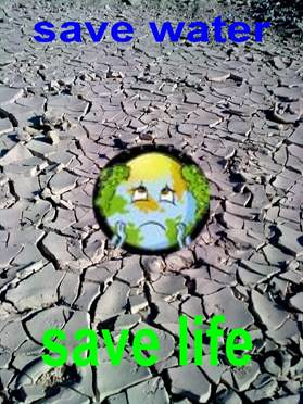 Save water, save life