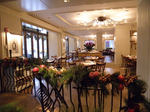 BLT Market Ritz Carlton Central Park