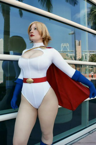 Power Girl - Cape