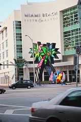 Romero Britto on South Beach