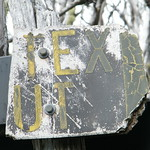 Aertex Hut sign
