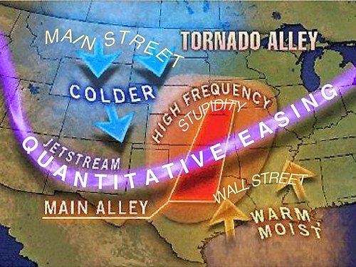 TORNADO ALLEY by Colonel Flick