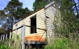 The abandoned cottage