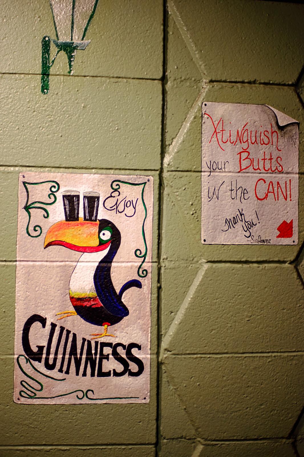 St. Patrick's Day Prefunk - 聖派翠克節提前慶祝