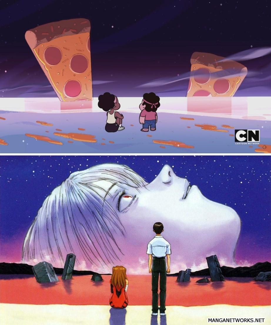 32760778696 f6e4399323 o 7 ví dụ về anime xuất hiện trong hoạt hình Mỹ