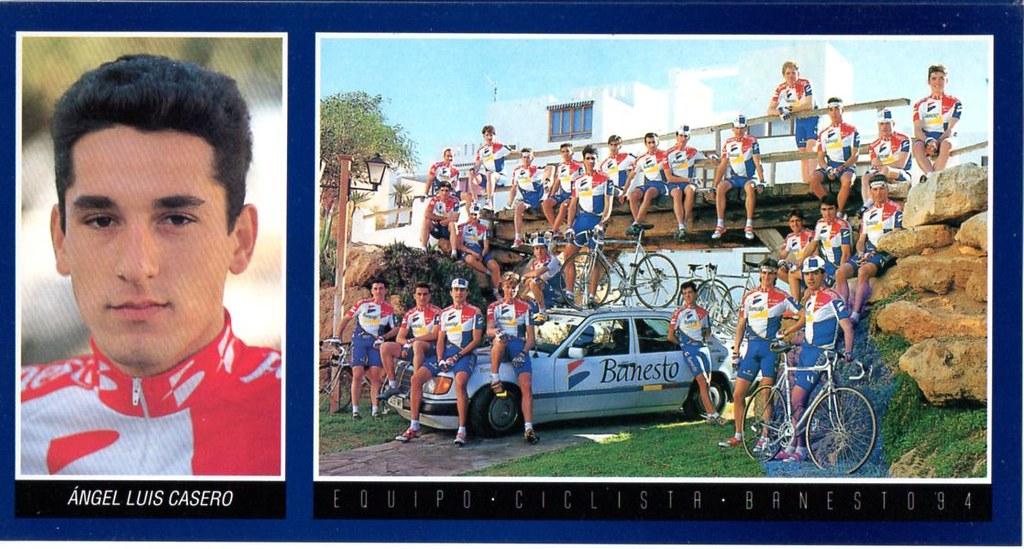 Angel Luis Casero - Banesto 1994