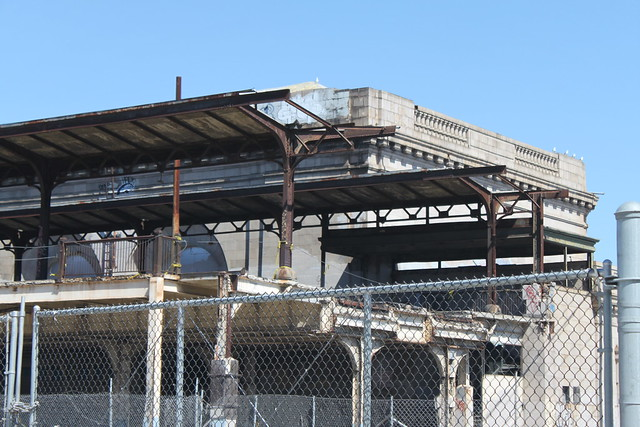 Header of 16th Street Station
