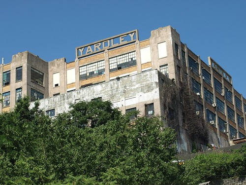 Yardley Soap Building, Union City, New Jersey