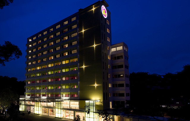 HOTEL RE! Building Night Shot | Flickr - Photo Sharing!