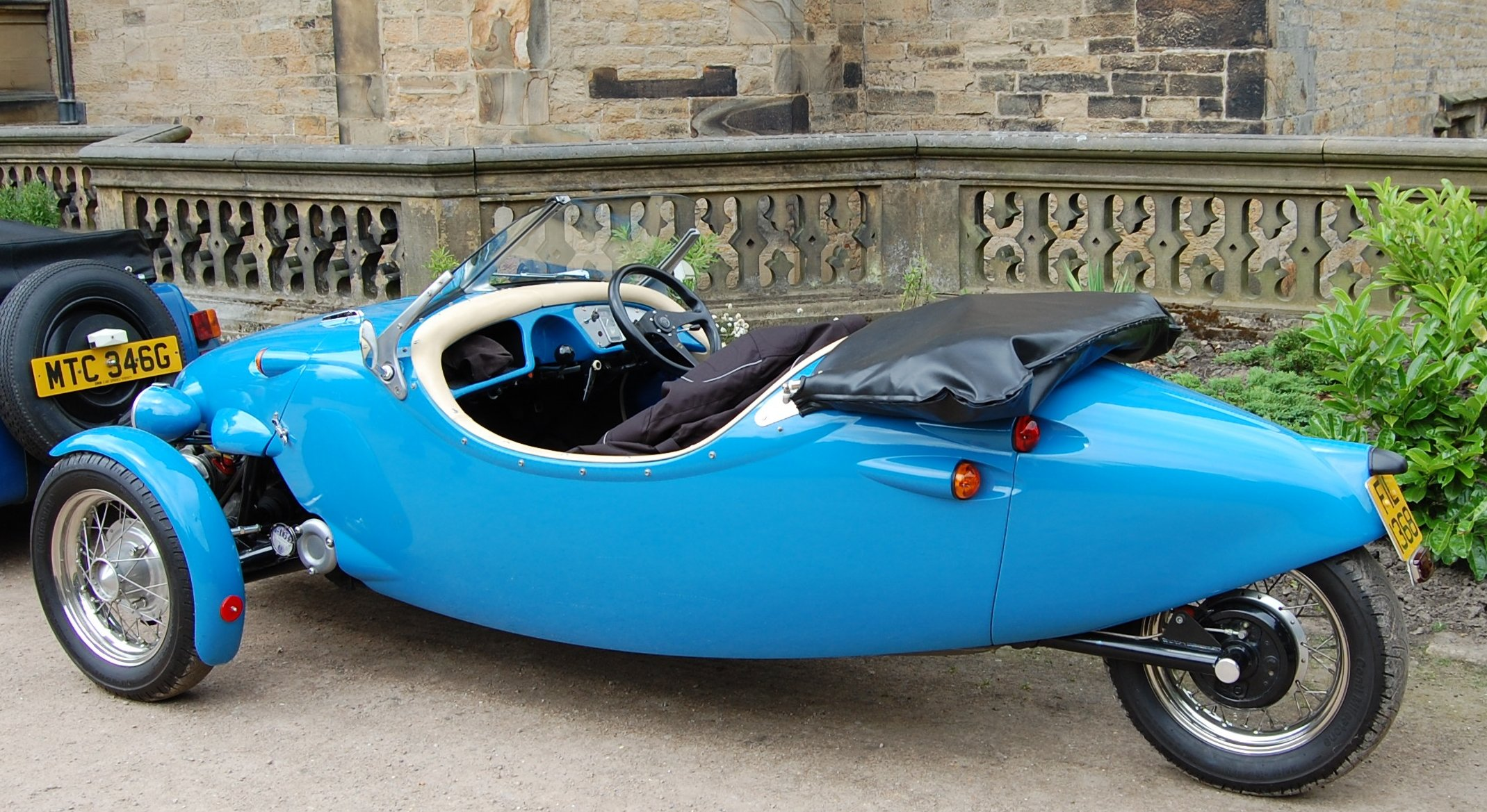Morgan  Wheeler Kit Car For Sale