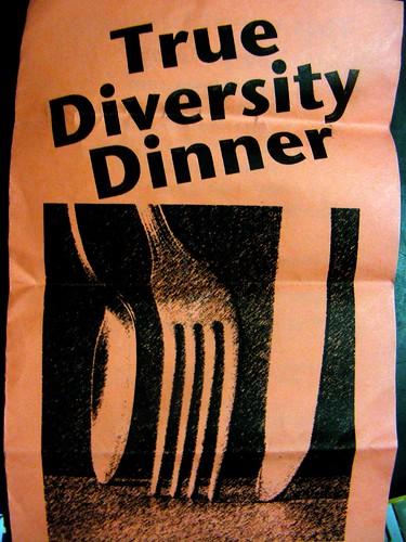 True Diversity Dinner