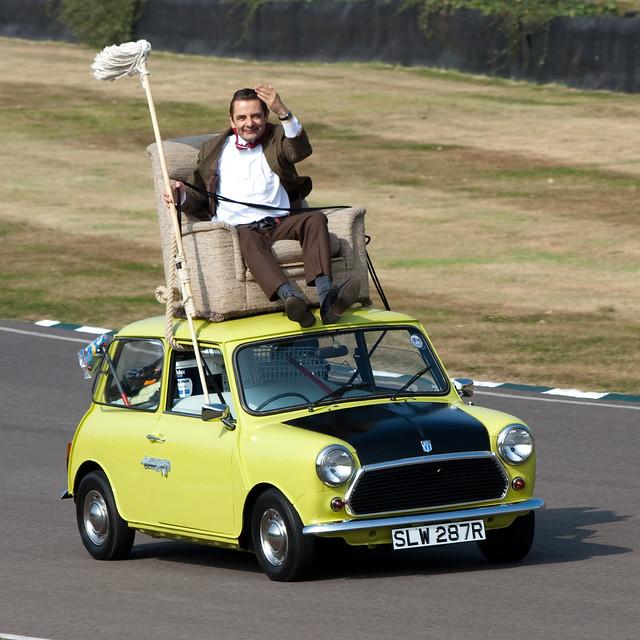 Mini Cooper Usa >> Mr Bean's Mini | Flickr - Photo Sharing!