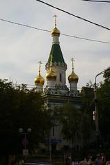 Russian Orthodox Church, Sofia, Bulgaria