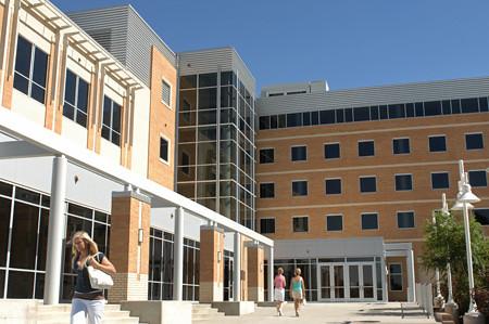 Public Safety Building Idaho State University