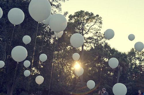 ceremony balloons