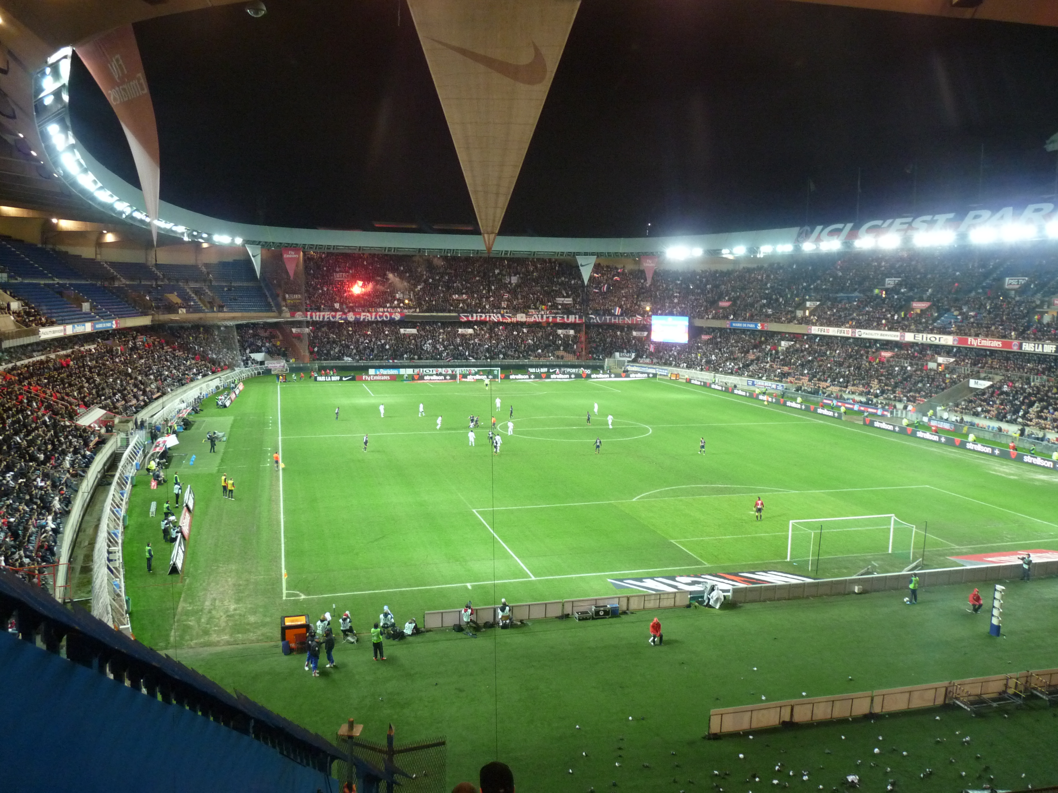 Prinzenparkstadion Paris