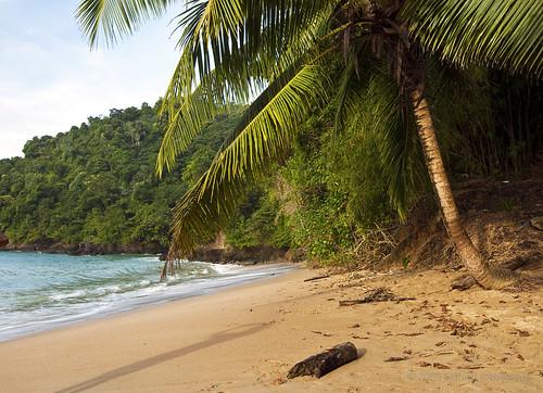sunset beach evening caribbean tobago trinidadandtobago englishmansbay castarabay tamron1750mmf28 sonydslra700