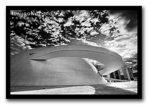 Museu Nacional da República, Brasilia