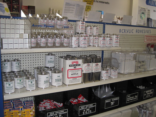 Header of Adhesives