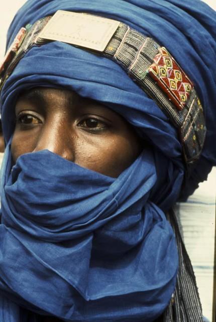 Touareg nord de Gao. Mali