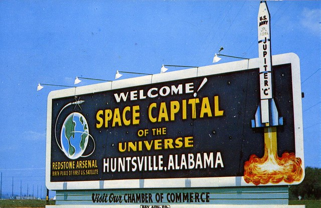 NASA / HUNTSVILLE SPACE CENTER 1959 | Flickr - Photo Sharing!