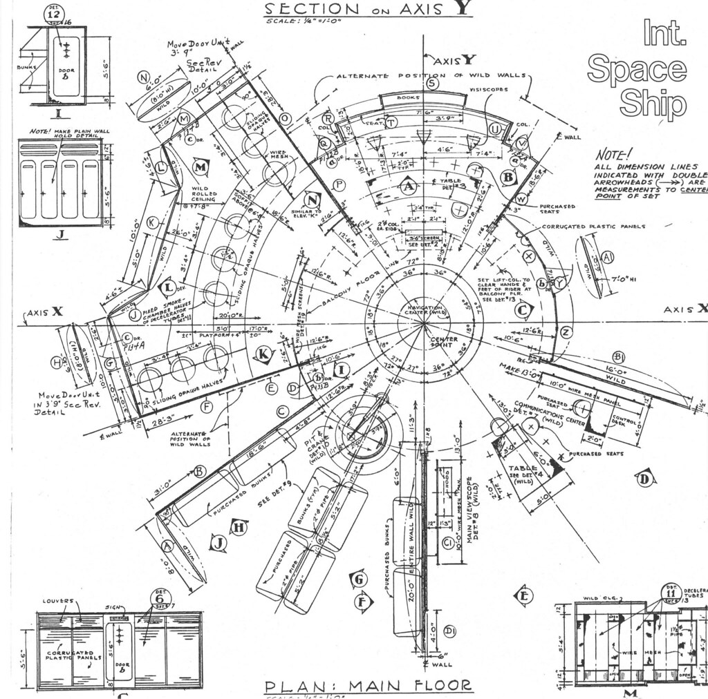 mercury spacecraft design diagram