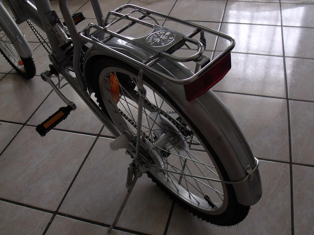 Chinese folding bicycle-6