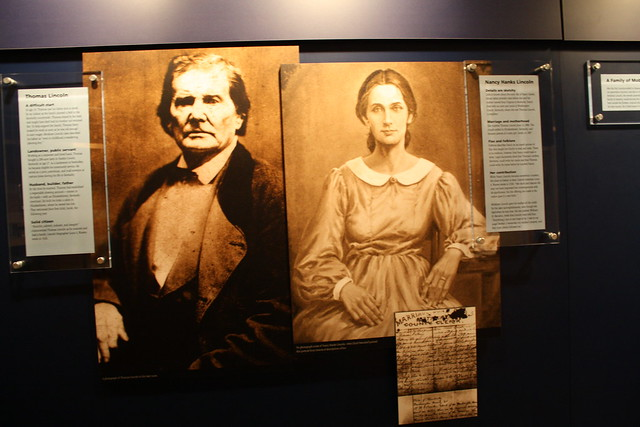 Abraham Lincoln's Parents | Flickr - Photo Sharing!
